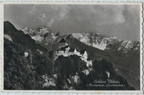 Schloss Vaduz (Fürstentum Liechtenstein)