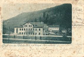 Talmühle bei Teinach (Schwarzwald)