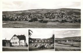 Weinort Geradstetten i. Remstal - V. Haug, Bahnhofsgaststätte