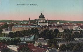 Panorama von Potsdam 1918