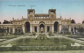 Potsdam - Sanssouci - Orangerie 1918