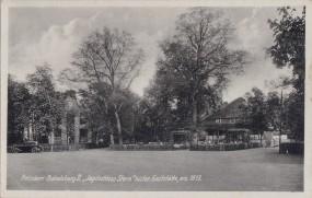 Potsdam-Babelsberg II - Jagdschloss Stern - historische Gaststätte
