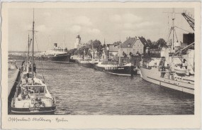 Ostseebad Kolberg - Hafen