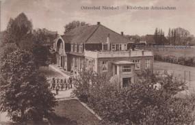Ostseebad Niendorf - Kinderheim Antoniushaus 1931