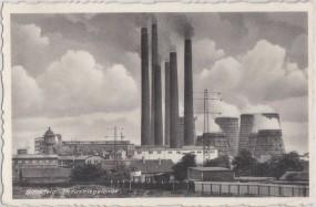 Bitterfeld - Industriegelände 1940