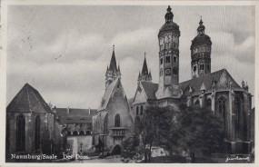 Naumburg-Saale - Der Dom 1940