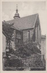 Arnstadt i. Thür. - Östlicher Teil der Oberkirche