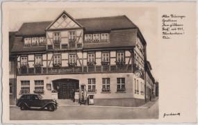 Blankenhein - Zum güldenen Zopf 1939