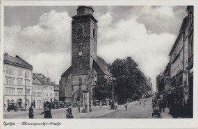 Gotha - Margarethenkirche 1937