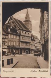 Langensalza - Schöner Durchblick 1939