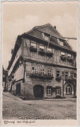 Eisenach - Luther-Haus - Lutherkeller 1937