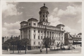Zeulenroda - Rathaus 1939