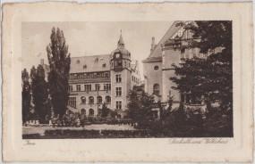 Jena - Lesehalle und Volkshaus