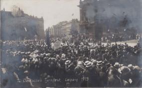Leipzig - 12. Deutsches Turnfest 1913