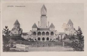 Leipzig - Krematorium 1917