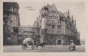 Leipzig - Stadthaus 1916