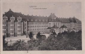 Leipzig - Taubstummen-Institut 1917