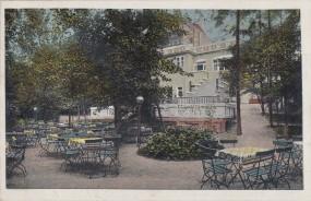 Gautzsch bei Leipzig - Konzertpark Schloss Rheinsberg 1917