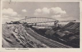 Kleinleipisch - Förderbrücke 1940