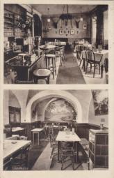 Bad Liebenwerda - Hotel Norddeutscher Hof - Gastzimmer - Schloßkeller 1940