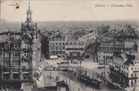 Dresden - Pirnaischer Platz 1924