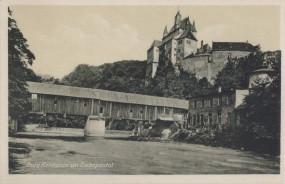 Burg Kriebstein im Zschopautal