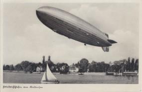 Friedrichshafen am Bodensee - Hindenburg