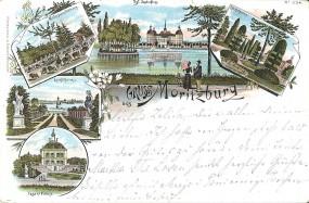 Gruss aus Moritzburg