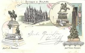 Ricordo di Milano