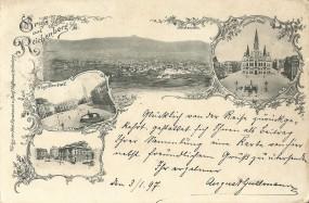 Gruss aus Reichenberg i/B.