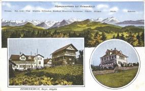 Helmenkirch, Bayr. Allgäu