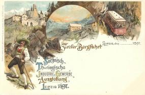 Sächsisch-Thüringische Industrie u. Gewerbe Ausstellung Leibzig 1897