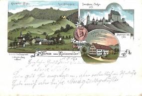 Gruss aus Kleinweiler