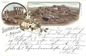 Souvenir d' Athenes