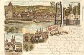Gruss aus Gelnhausen