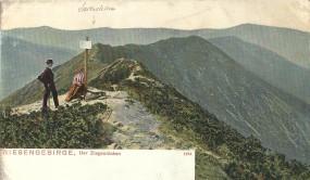 Riesengebirge, Der Ziegenrücken